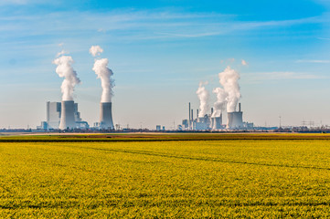Kohlekraftwerk - Neurath