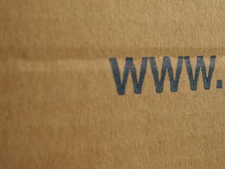 Brown corrugated cardboard www