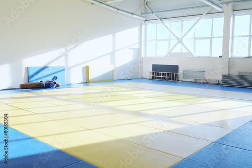 Aluminium Stadion Hall of martial arts - ring