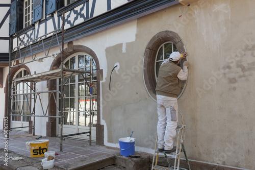 Peintre du bâtiment - 80167193
