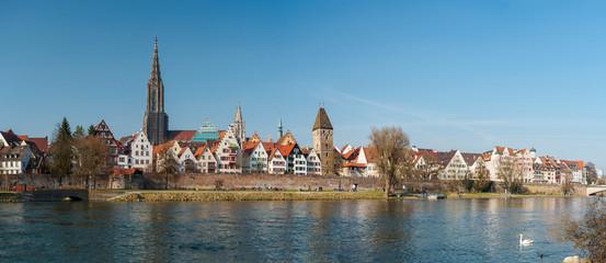 Ulm an der Donau - Panorama