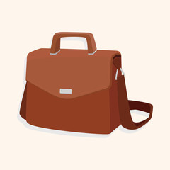 Briefcase theme elements