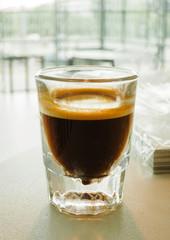 cup of espresso