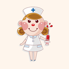 nurse theme elements