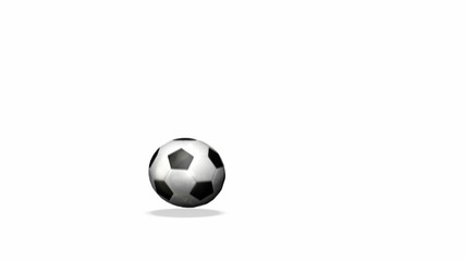 Low Pressure Soccer Ball