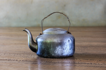 Old Dirty Classic Kettle.