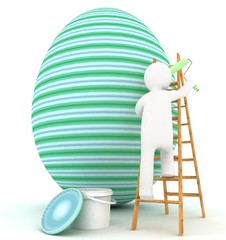 3d people -  - Easter