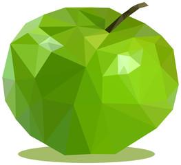 apple polygon