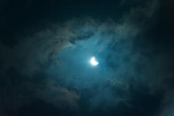 Partial Solar Eclipse March 20, 2015
