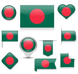 Bangladesh Flag Collection