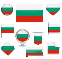 Bulgaria Flag Collection