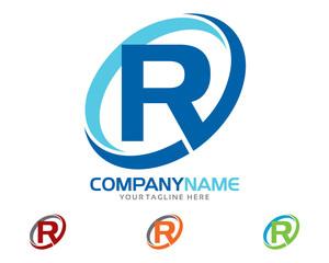 R : Logo Template