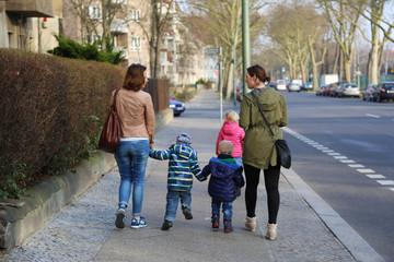 Aleinerziehende Mütter