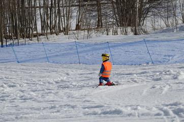 bambino sci sciare bambini