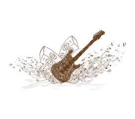 guitar art music