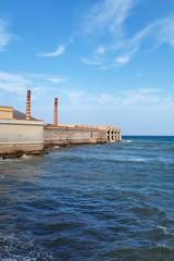 Favignana : Florio Tuna Factory