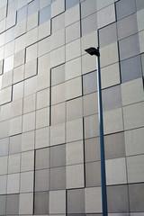 Fassade und Laterne