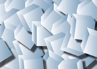 sfondo cubi sovrapposti