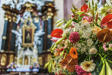 St. Michael's Church, Olomouc, Moravia