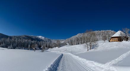 Highres Winter Panorama rechts