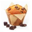Muffin aux pépites de chocolat - 80197385