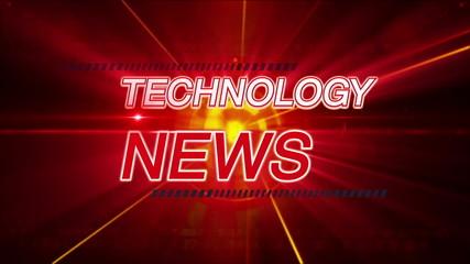 technology news background