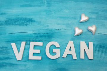 Vegan mit herz