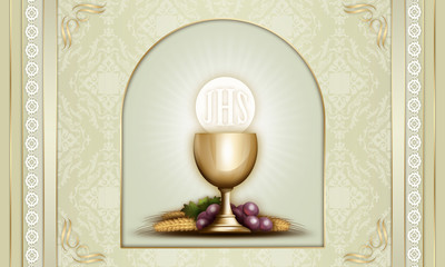Communion card 4