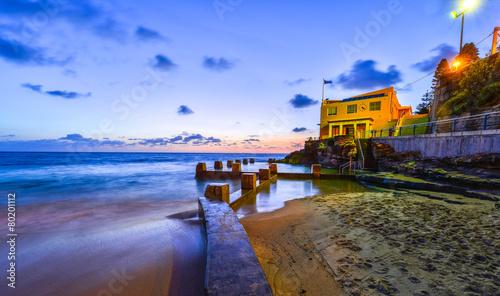 Coogee beach, Sydney Australia.