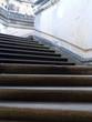 Leinwanddruck Bild - Treppe Zwinger Dresden