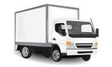 Ciężarówka - wektor