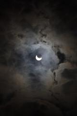 eclissi solare luca sole