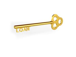 golden Loan Key