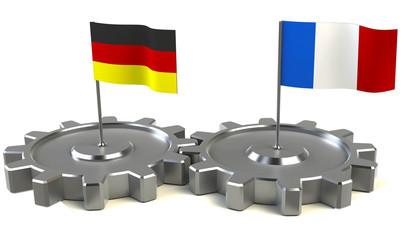 zusammenarbeit land frankreich deutschland