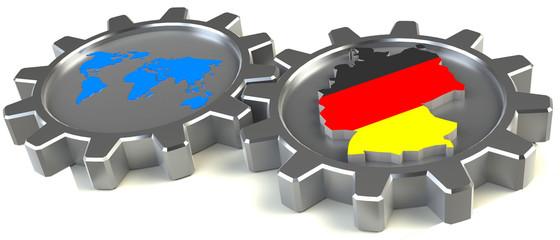zusammenarbeit deutschland welt