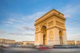 Arc de Triomphe, Paris, France. Top Europe Destination - 80211718
