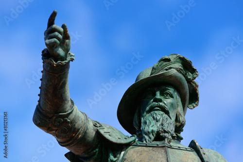 Juan Ponce De Leon statue - 80213161