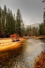 Merced River Yosemite Valley