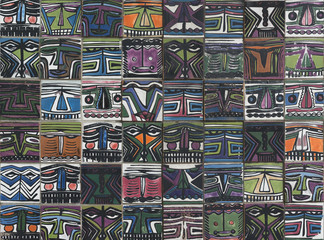 ceramic tiles patterns from Korea