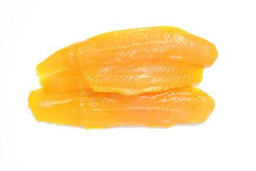 Basa fish smoked