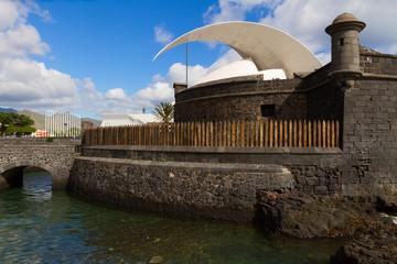 Fortress of San Juan, Tenerife, Spain