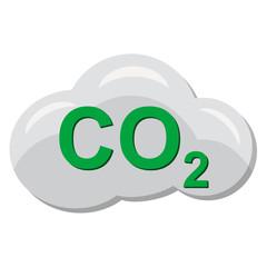 Icono CO2
