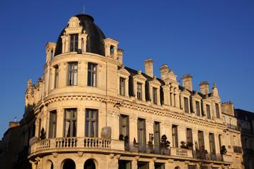 Appartement de type renaissance sur la place d'armes de Poitiers