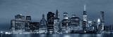 Manhattan at night - 80219302