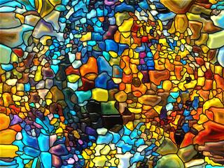 Magic of Stained Glass