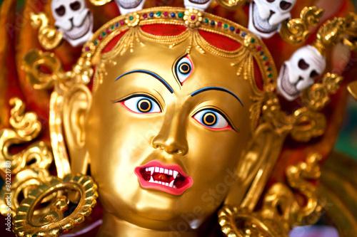 Fotobehang Nepal Tara statue, Nepal