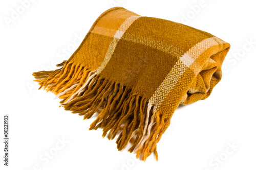 Plaid blanket - 80221933