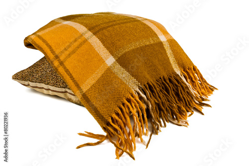 Plaid blanket - 80221936