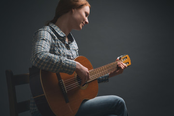 Music Artist - Female Guitarist