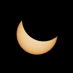 Partial solar eclipse 20.03.2015